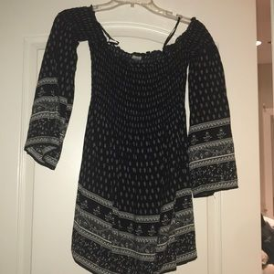Urban Outfitters Peasant Dress XS